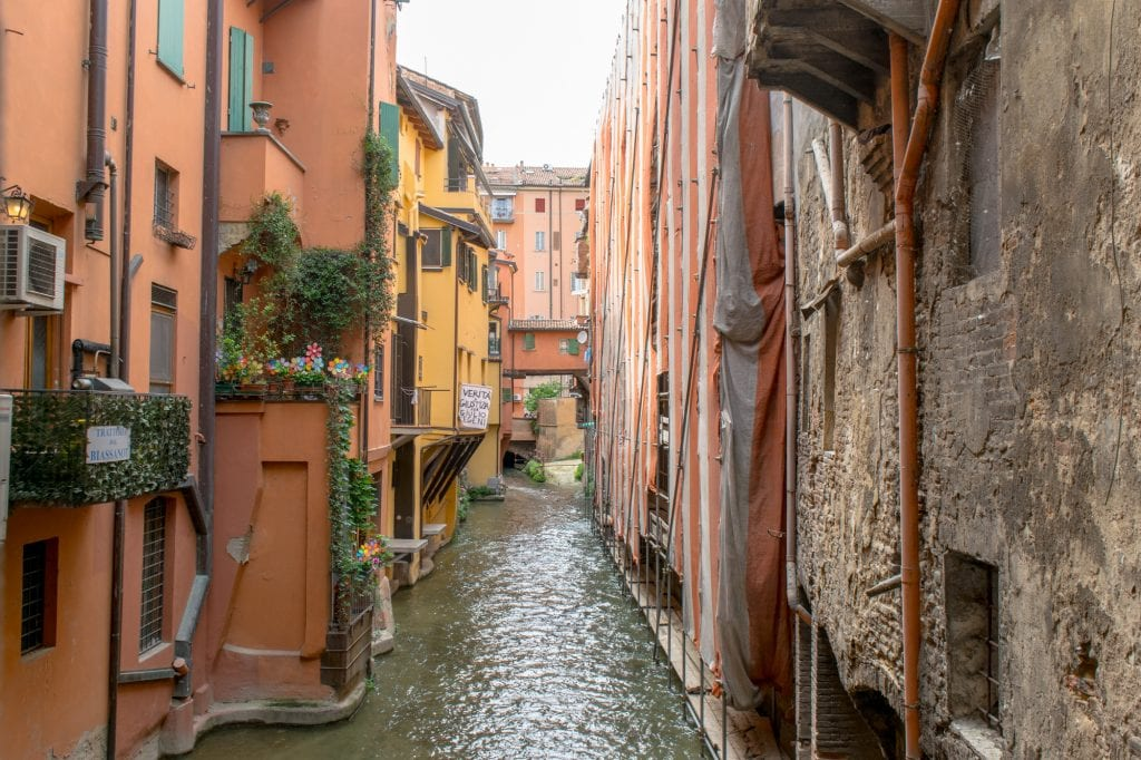 One Day in Bologna Itinerary: Hidden Canals
