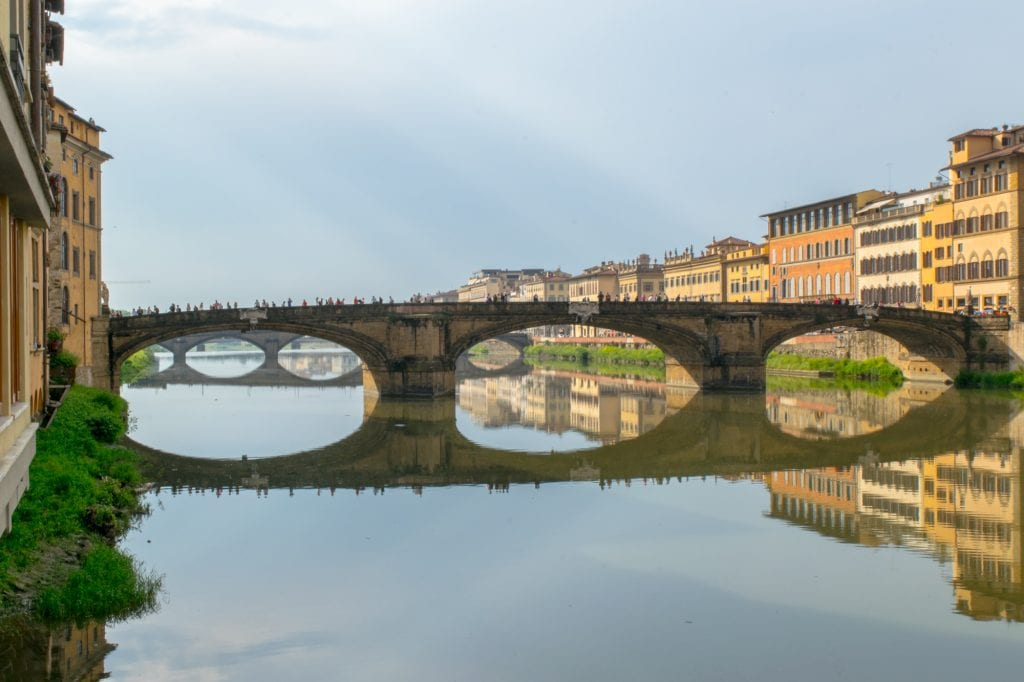 What to Do in Florence: Walk the Ponte Santa Trinita