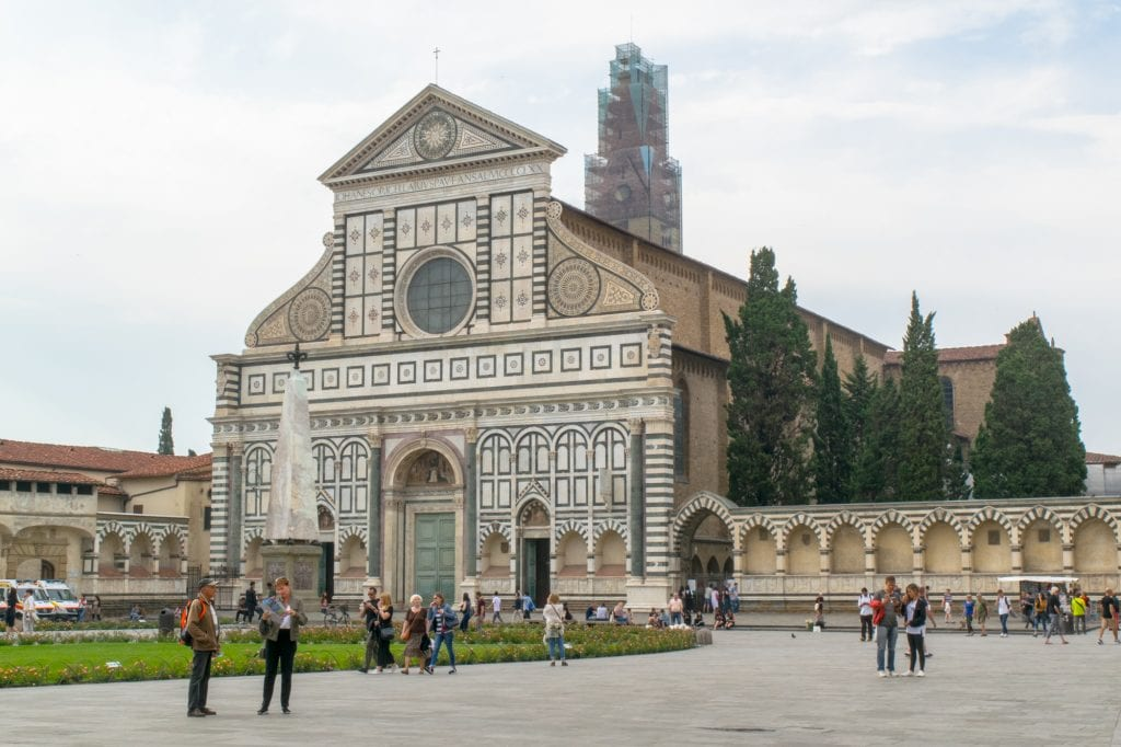 Fun Things to Do in Florence: Santa Maria Novella Church