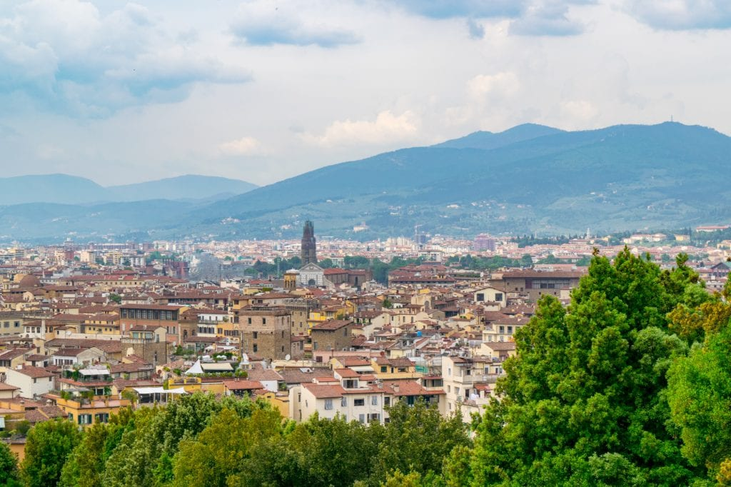 Best Views of Florence: Overlooking the City