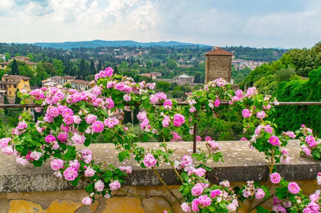 Most Romantic Things to Do in Tuscany: View of Tuscan Countryside
