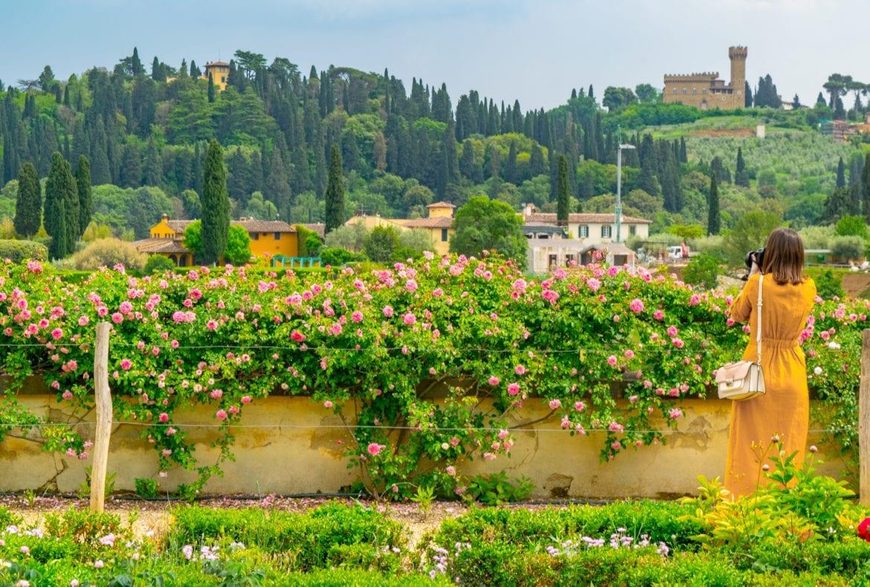 Things to Do in Florence: Visit Boboli Gardens