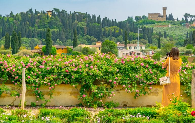 Things to Do in Florence: Visit Boboli Gardens