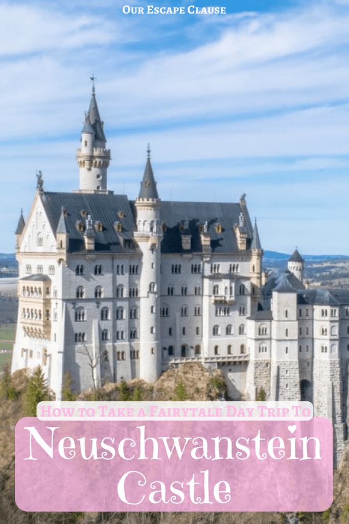 Day Trip to Neuschwanstein Castle from Munich