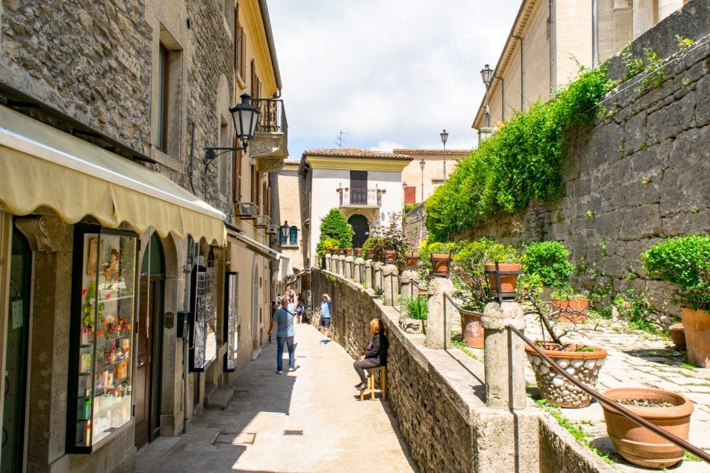 Interesting Facts About San Marino: Street View