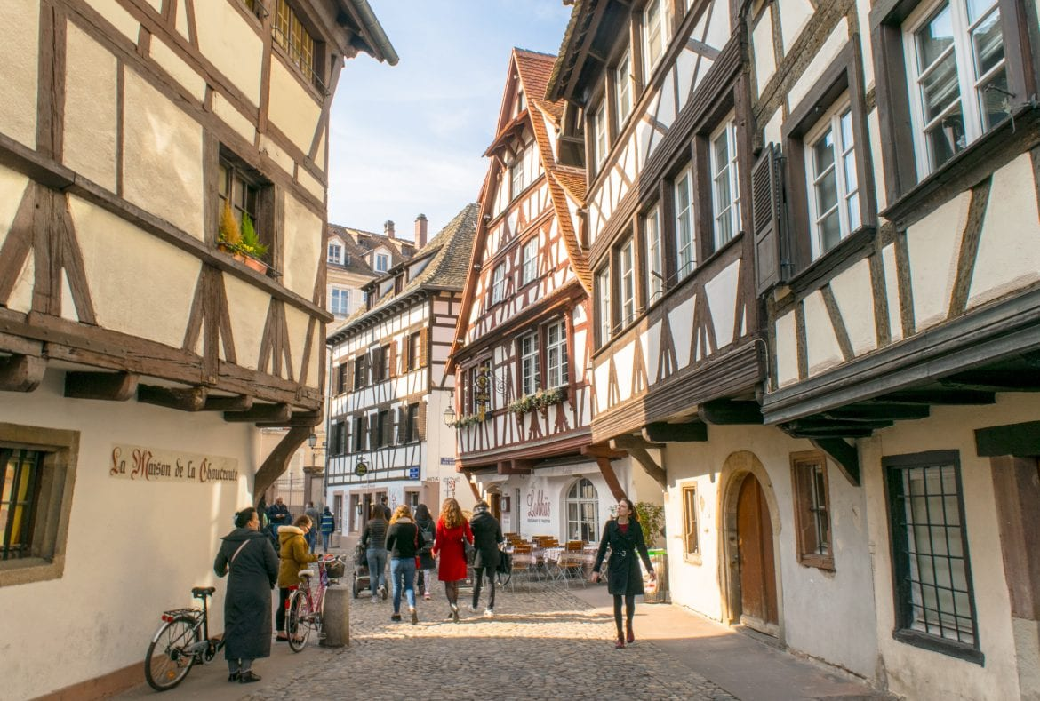 One Day in Strasbourg Itinerary: Streets of La Petite France