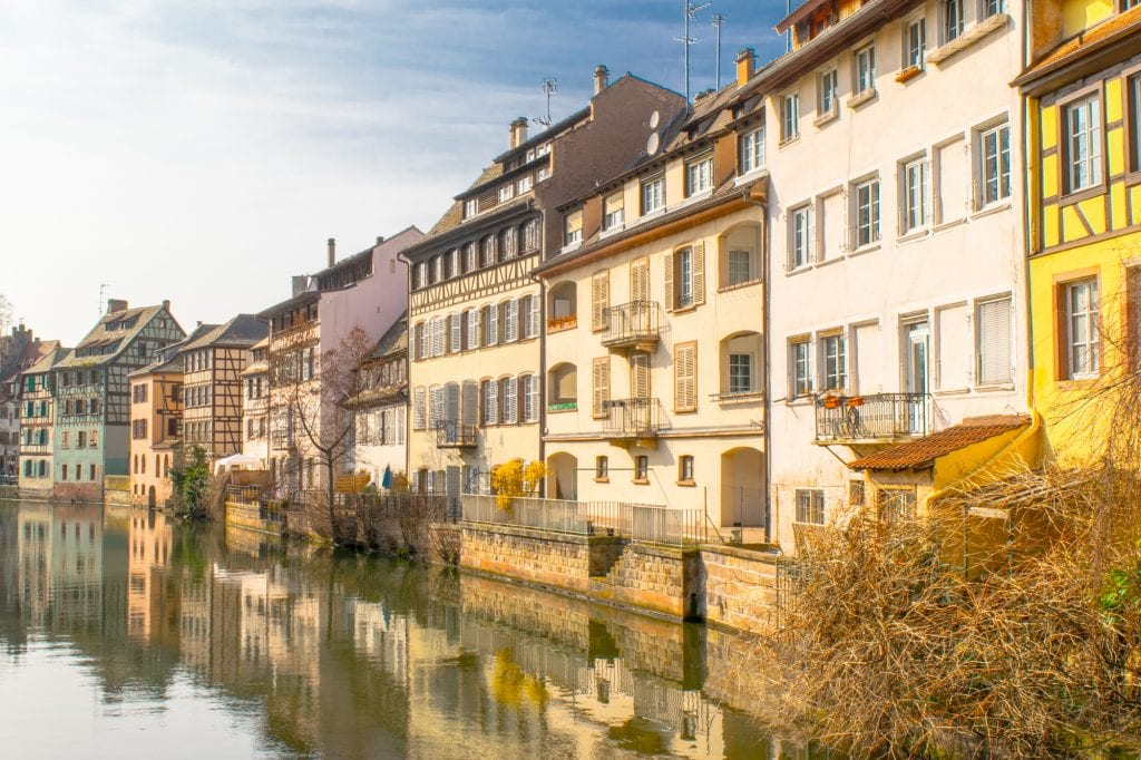 One Day in Strasbourg Itinerary: La Petite France Canals