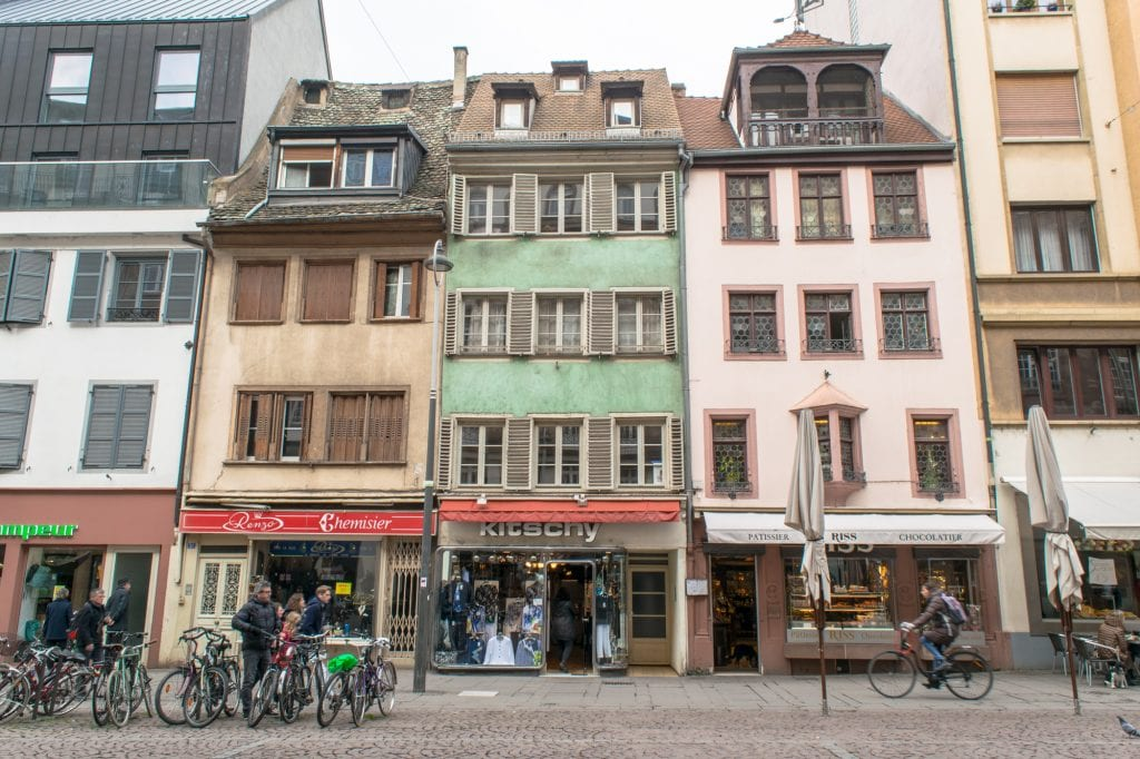 One Day in Strasbourg Itinerary: Streets of Strasbourg