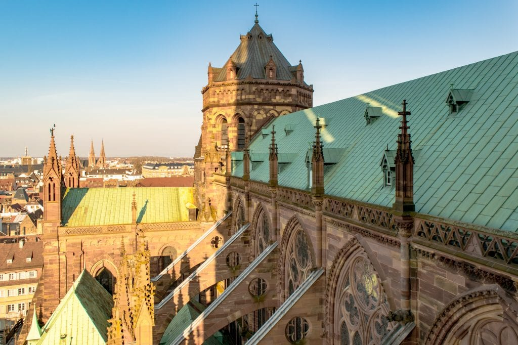 Strasbourg in One Day Itinerary: Strasbourg Cathedral
