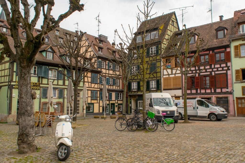 Strasbourg in One Day: Square