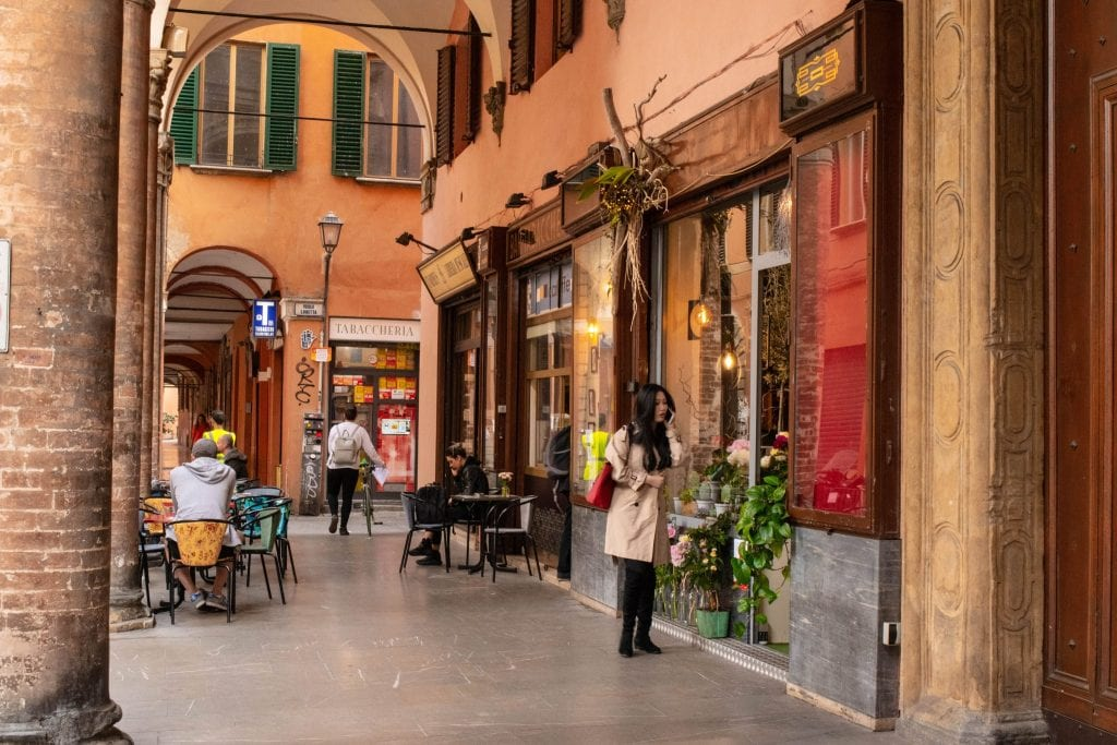 The Best Things to Do in Bologna: Admire Porticoes