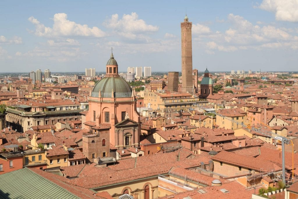 Things to Do in Bologna: San Petronio's Terrace