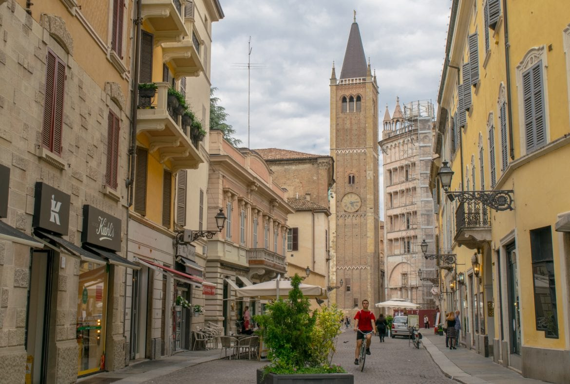Best Day Trips from Bologna: Downtown Parma