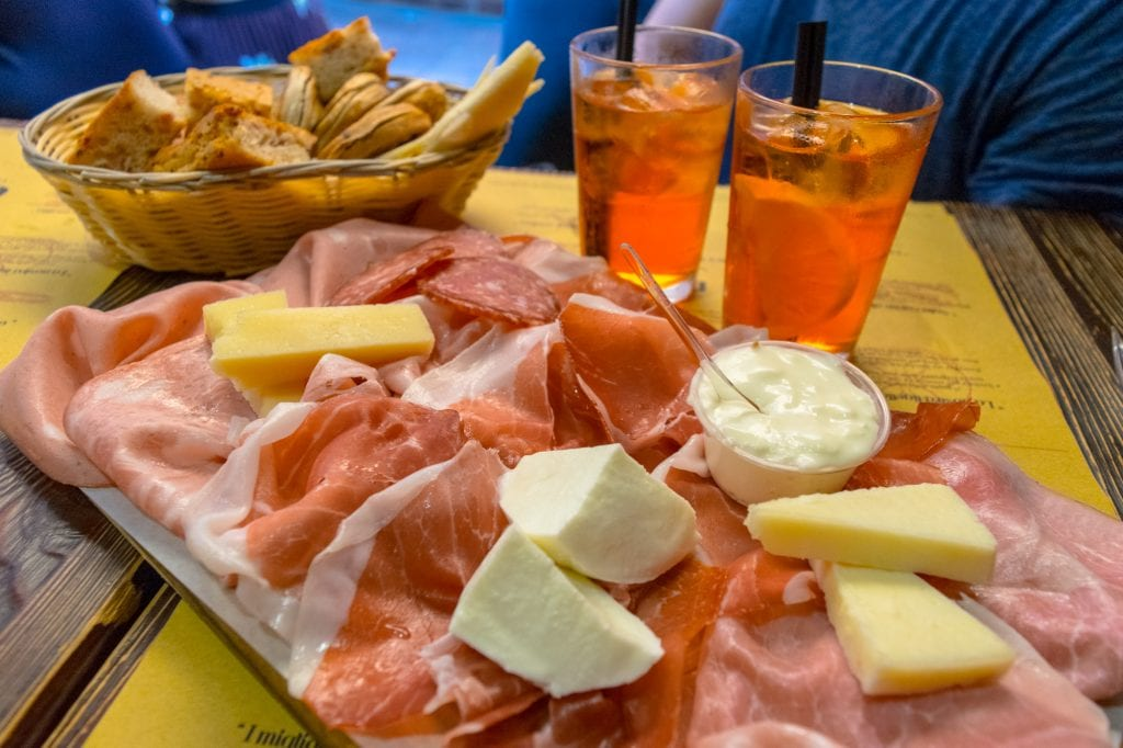 The Best Things to Do in Bologna: Eat Mortadella
