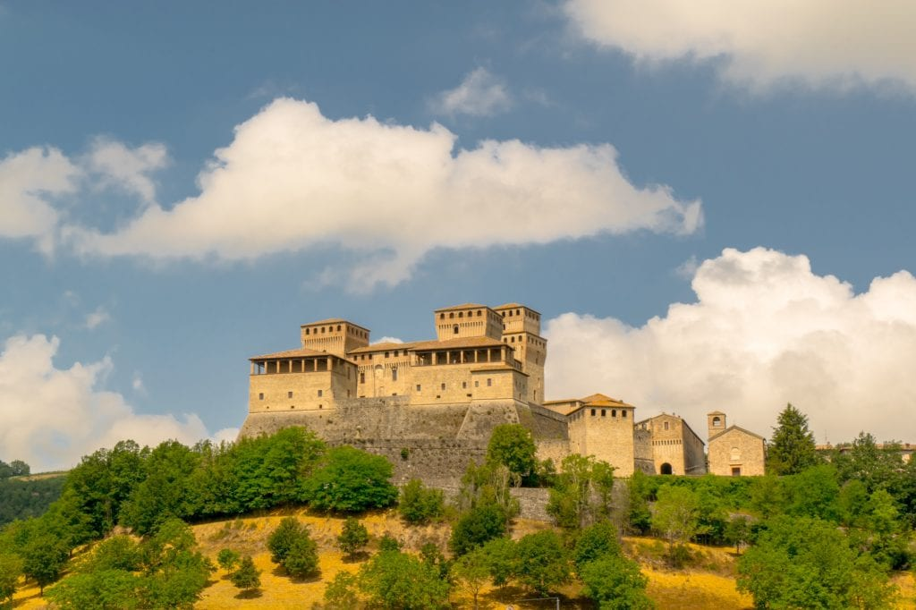 Best Day Trips from Bologna: Emilia Romagna Castle