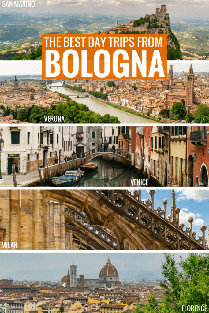 The Best Day Trips from Bologna