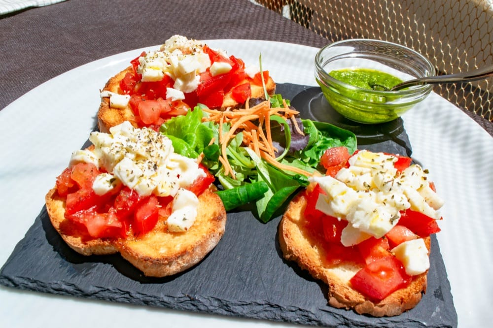 Best Quotes about Italy: bruschetta