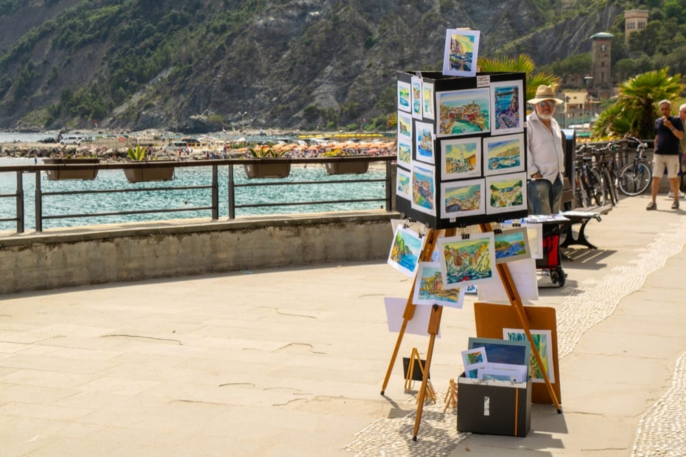 2 Weeks in Italy Itinerary: Monterosso al Mare, Cinque Terre