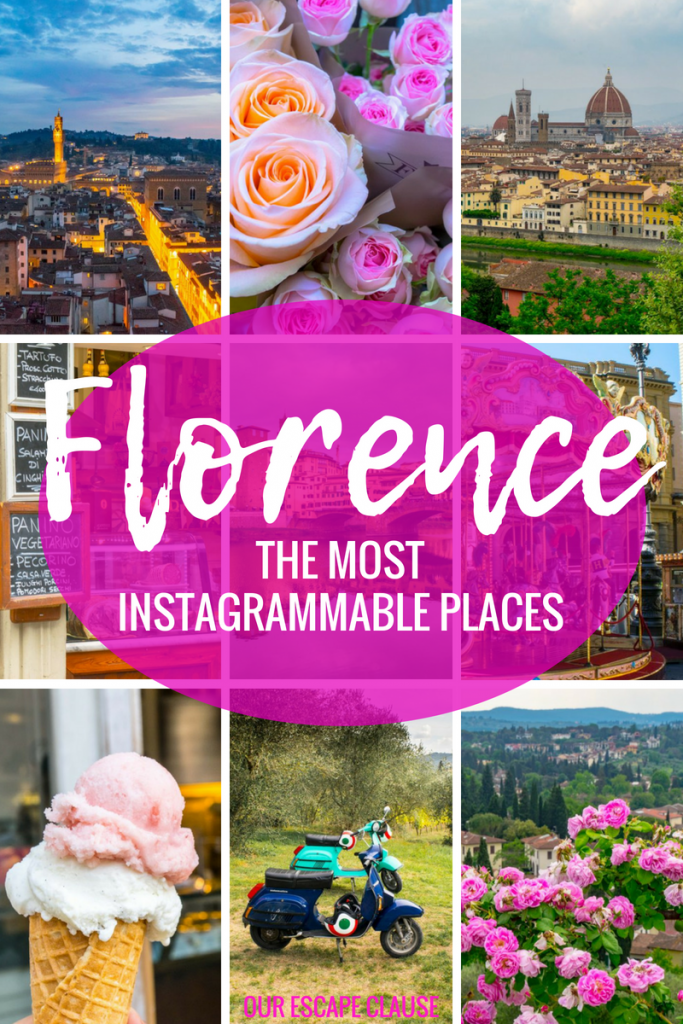 The Most Instagrammable Places in Florence