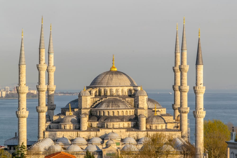 Fun Things to Do in Istanbul: Blue Mosque