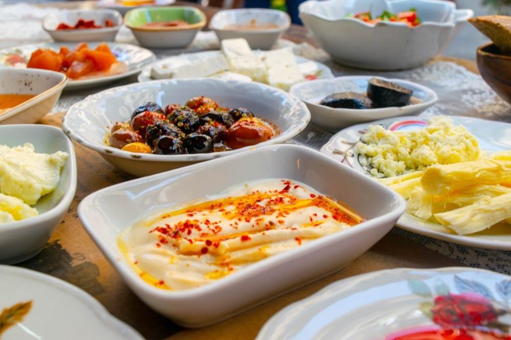 Fun Things to Do in Istanbul: Turkish Breakfast