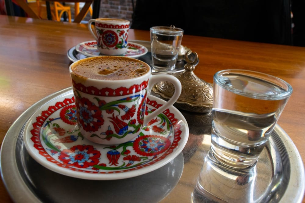 Food in Istanbul: Turkish Coffee