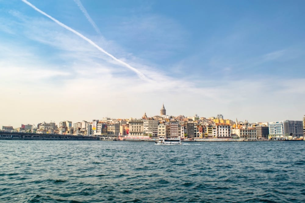 Fun Things to Do in Istanbul: View from Water