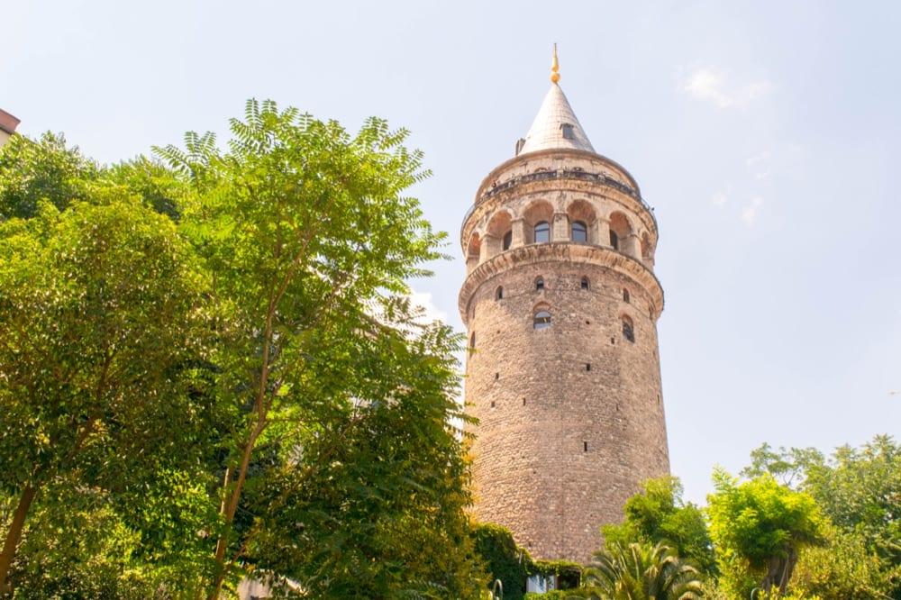 Fun Things to Do in Istanbul: Galata Tower