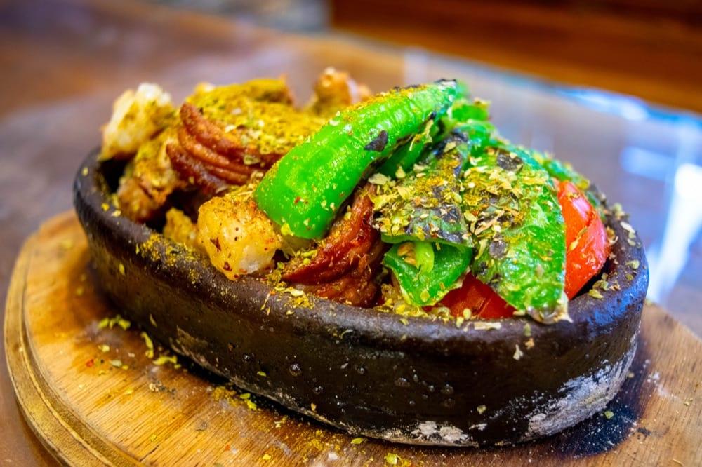 Food in Istanbul: Lamb Dish