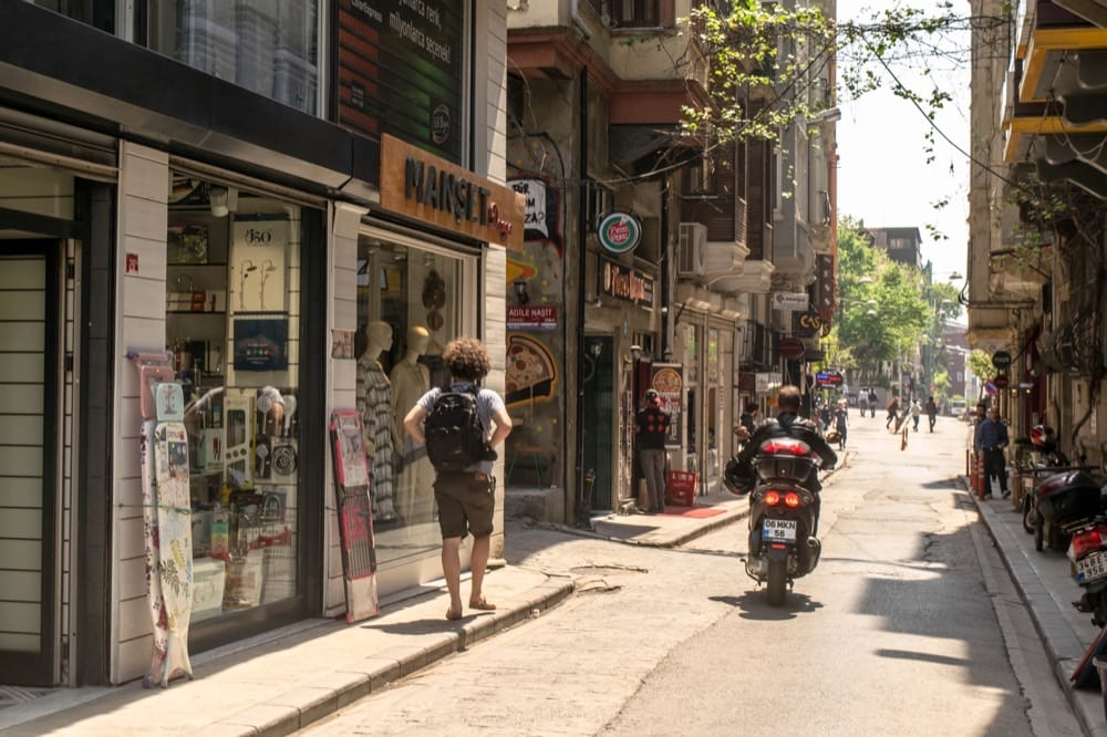 2 Days in Istanbul: Streets of Istanbul