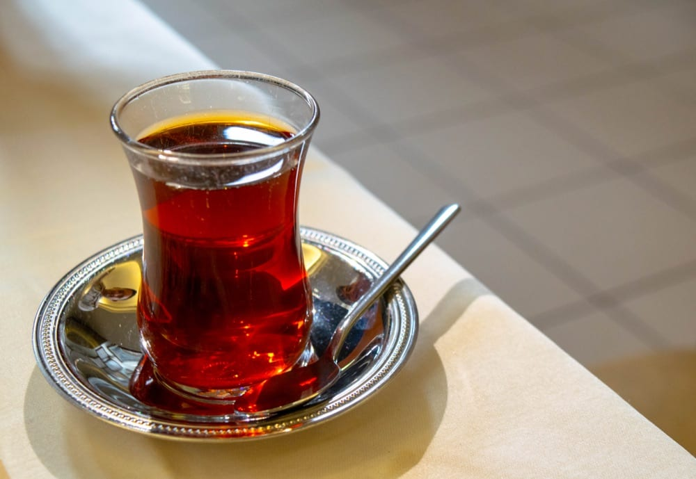 Food in Istanbul: Turkish Tea