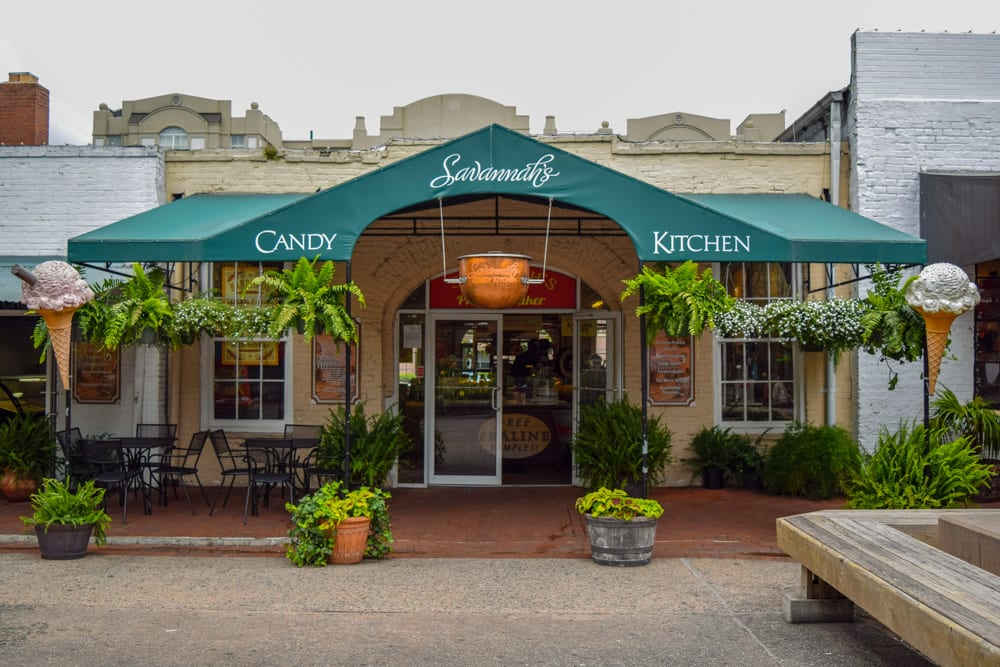 Best Things to Do in Savannah: Savannah Candy Kitchen