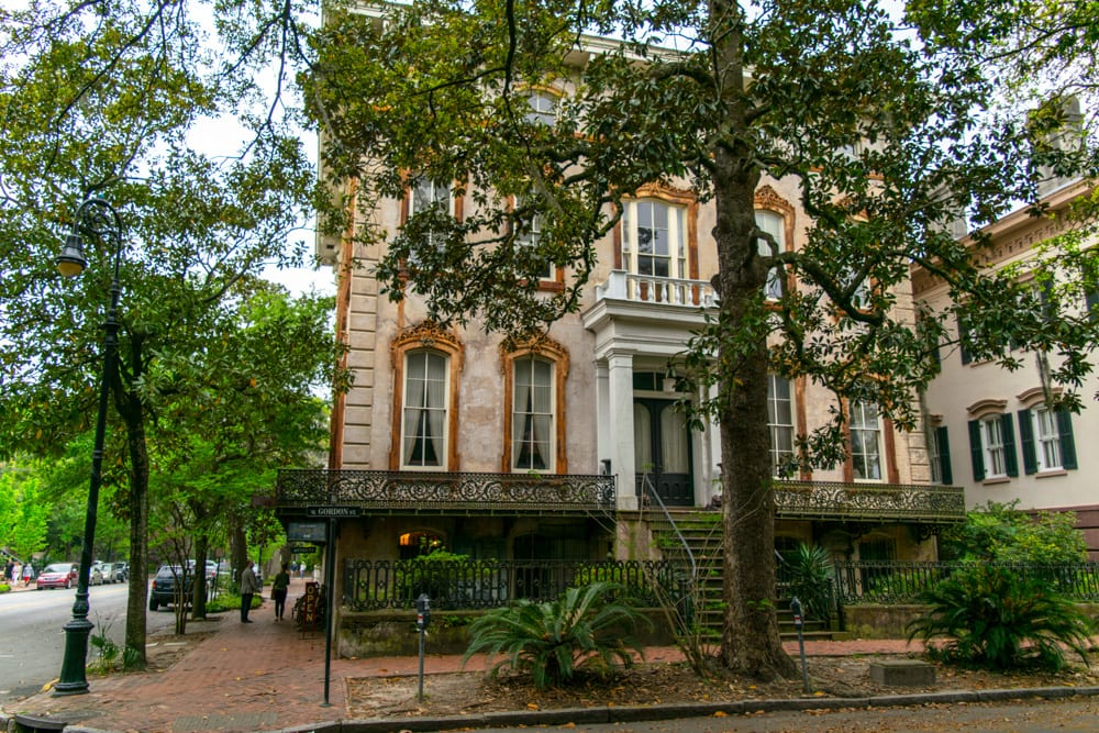 The Best Things to Do in Savannah: Savannah Homes