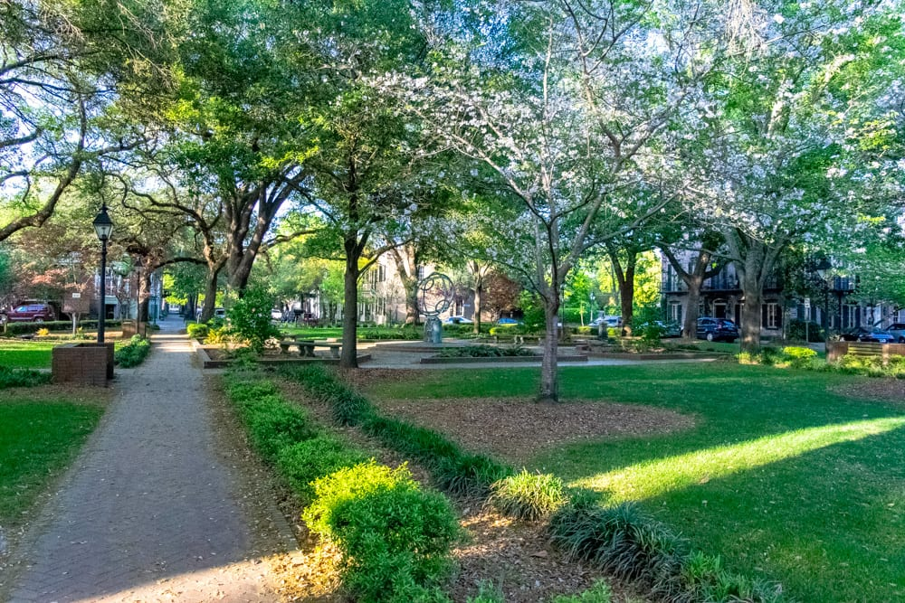What to Do in Savannah: Stroll the Squares