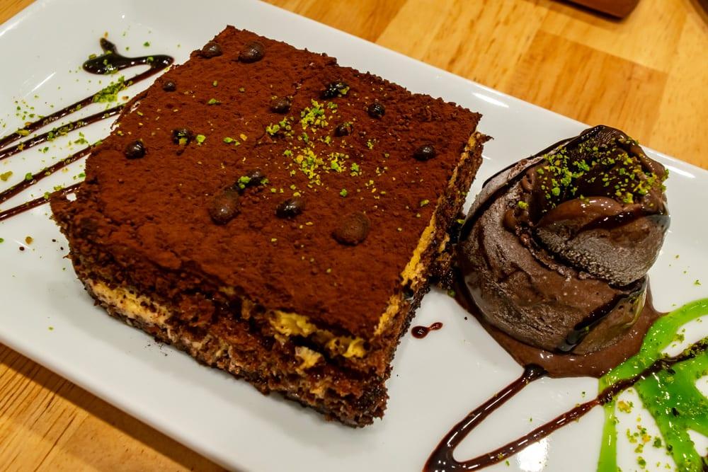 Istanbul Food: Pasta/Cake