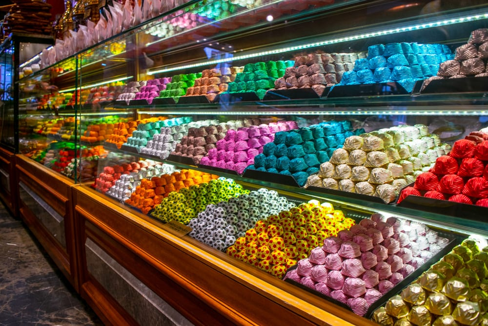 Best Food in Istanbul: Candy
