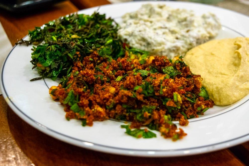 Istanbul Food: Meze