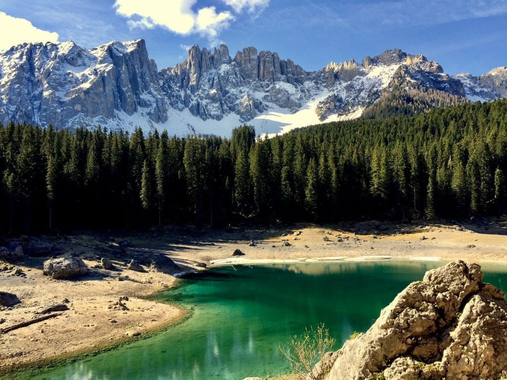 The Most Beautiful Lakes in Italy: Lake Carezza