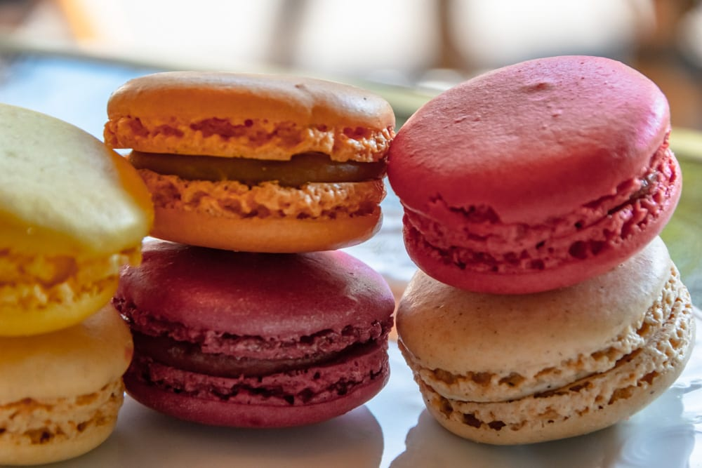 One Day in Paris: Macarons