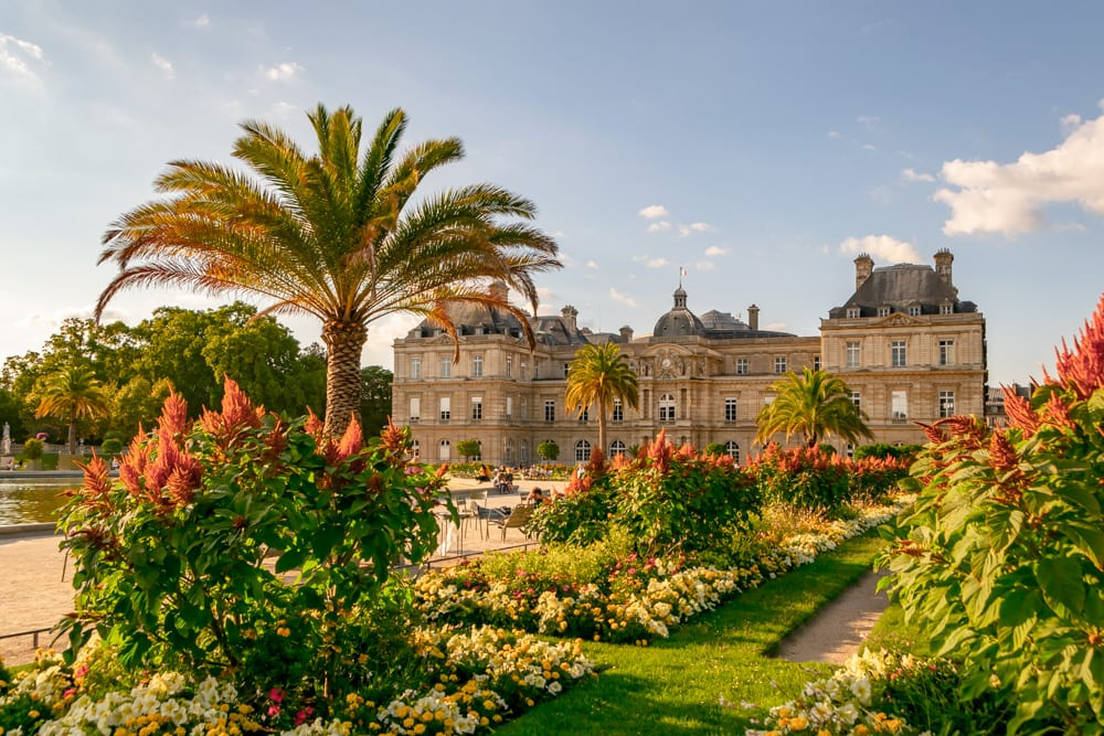 3 Days in Paris Itinerary: Luxembourg Gardens