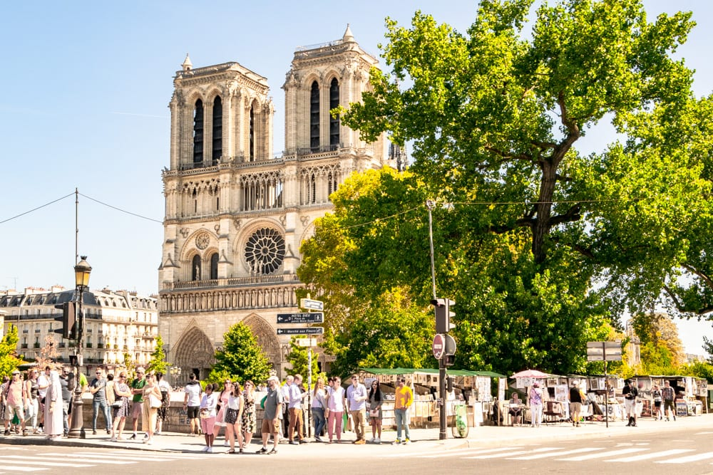 One Day in Paris: Notre Dame Cathedral