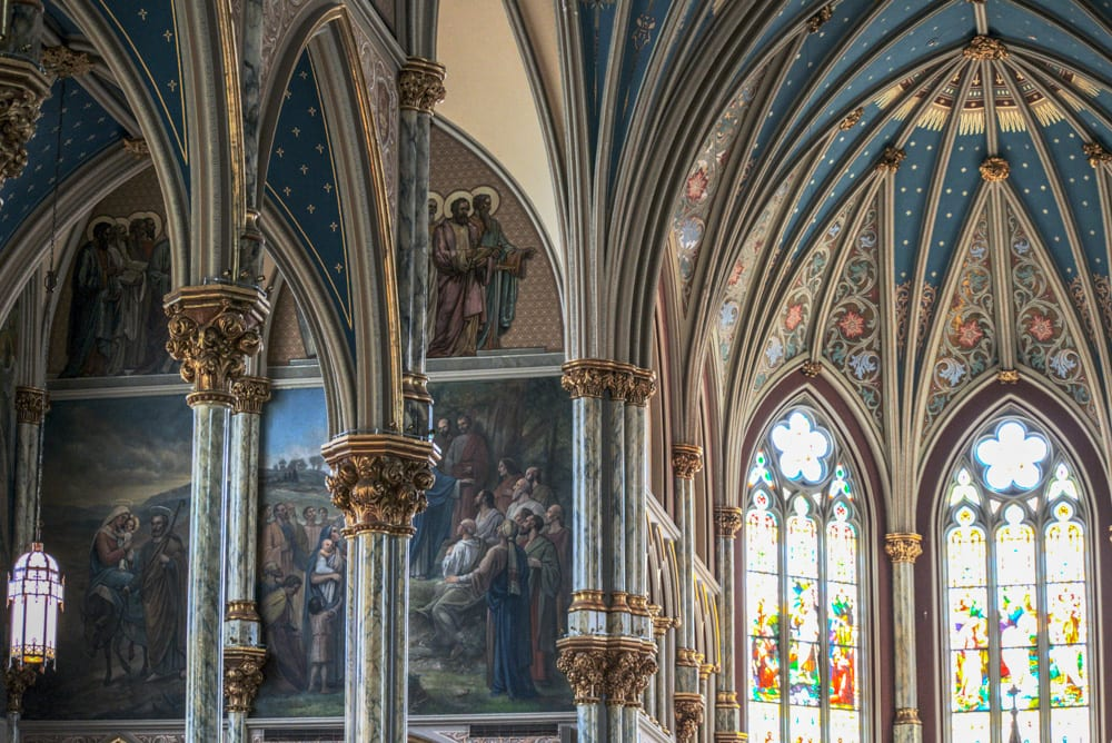 What to Do in Savannah: St. John the Baptist Cathedral