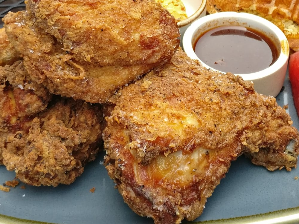 What to Eat in Savannah: Fried Chicken