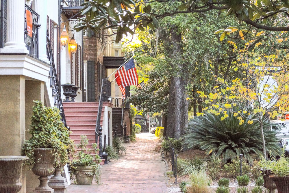 The Best Things to Do in Savannah: Jones Street