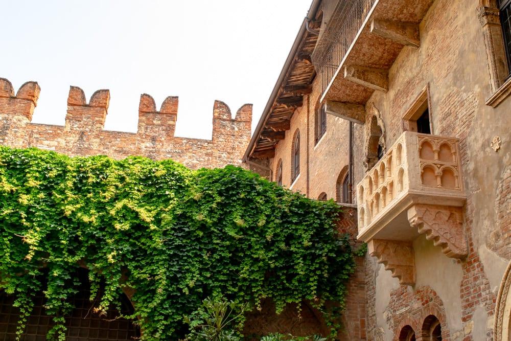 Best Things to Do in Verona: Juliet's Balcony
