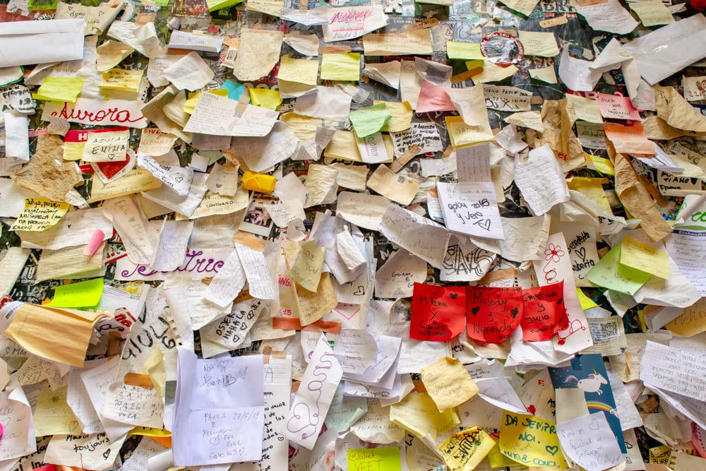 Best Things to Do in Verona: Letters to Juliet