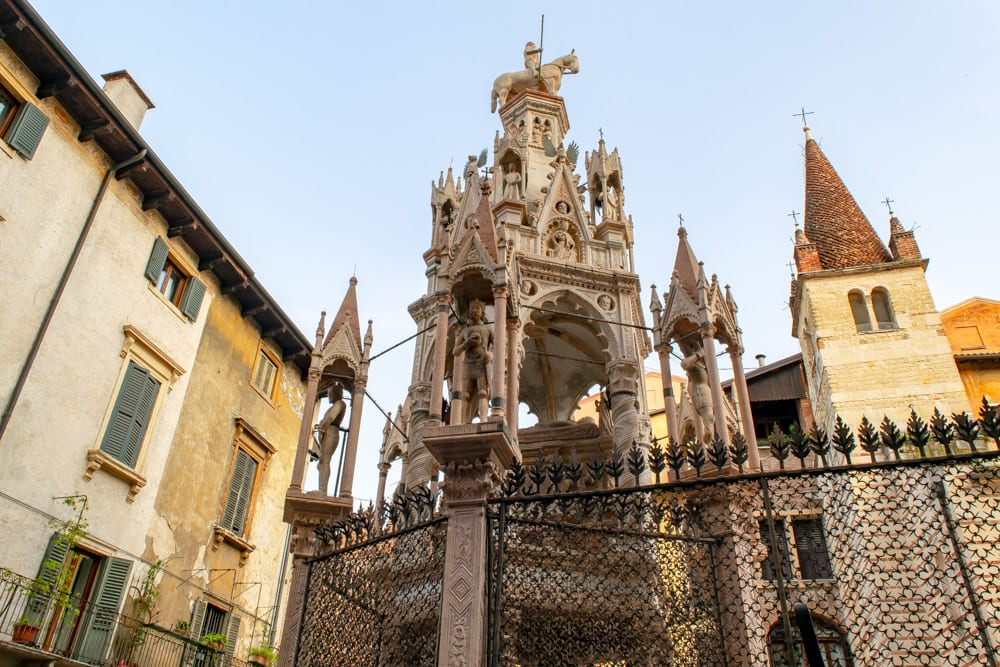What to Do in Verona: Scaliger Tombs
