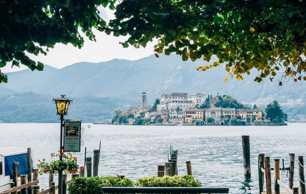 Most Beautiful Lakes in Italy: Lake Orta