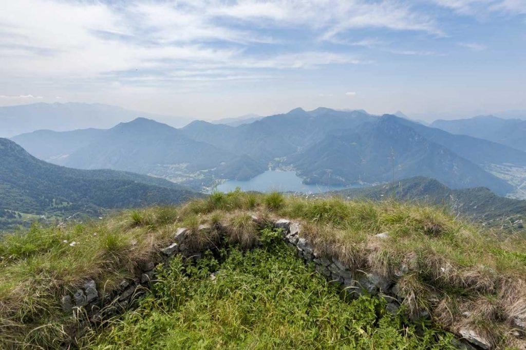 Most Beautiful Lakes in Italy: Lake Ledro