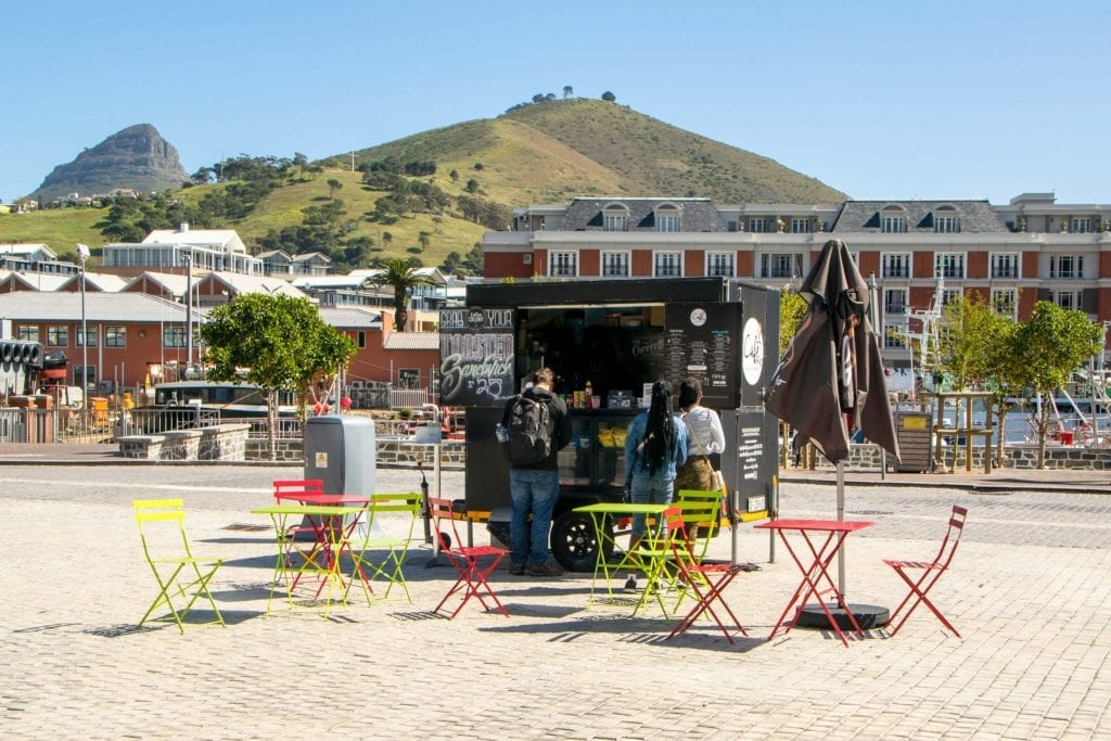 Cape Town in 3 Days: Coffee Stand